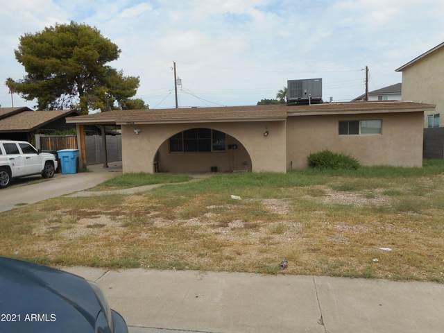 1908 W Oregon Avenue, Phoenix, AZ 85015 (MLS #6299405) :: The Daniel Montez Real Estate Group