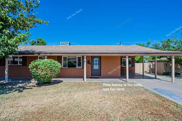 7320 E Granada Road, Scottsdale, AZ 85257 (MLS #6299410) :: The Daniel Montez Real Estate Group