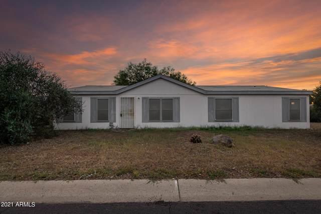 7739 E Harmony Avenue, Mesa, AZ 85209 (MLS #6299433) :: The Daniel Montez Real Estate Group