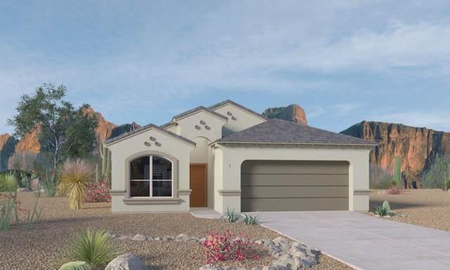 1806 W Broadway Avenue, Coolidge, AZ 85128 (MLS #6299434) :: Service First Realty