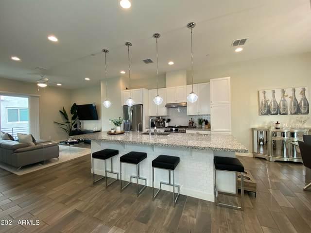6850 E Mcdowell Road #62, Scottsdale, AZ 85257 (MLS #6299458) :: Yost Realty Group at RE/MAX Casa Grande
