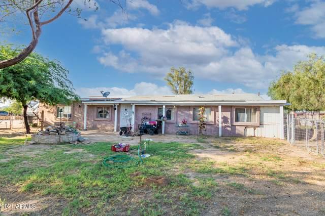 49992 W Papago Road, Maricopa, AZ 85139 (MLS #6299475) :: Elite Home Advisors
