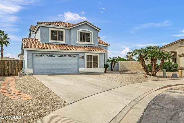 2836 S Esmeralda Circle, Mesa, AZ 85212 (MLS #6299483) :: Yost Realty Group at RE/MAX Casa Grande