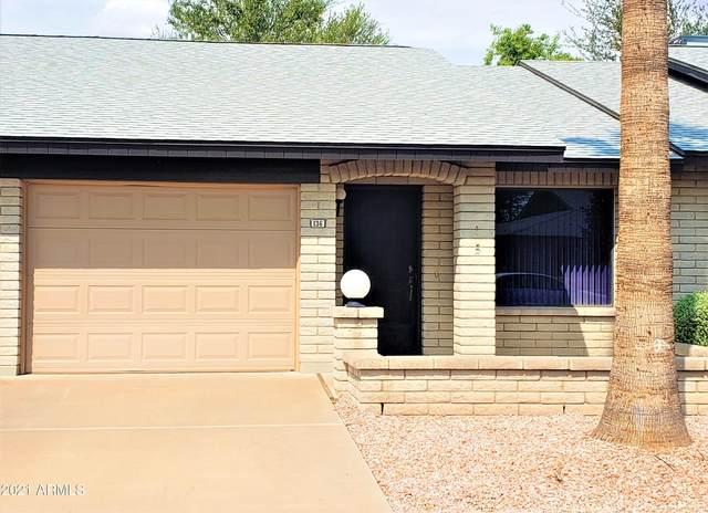 7950 E Keats Avenue #136, Mesa, AZ 85209 (MLS #6299490) :: Service First Realty