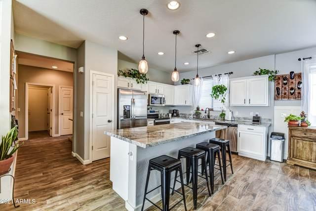 3557 E Arianna Avenue, Gilbert, AZ 85298 (MLS #6299514) :: Elite Home Advisors