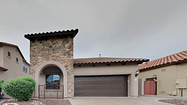8517 E Indigo Street, Mesa, AZ 85207 (MLS #6299551) :: Service First Realty