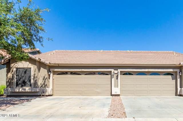 16620 S 48TH Street #8, Phoenix, AZ 85048 (MLS #6299557) :: Service First Realty