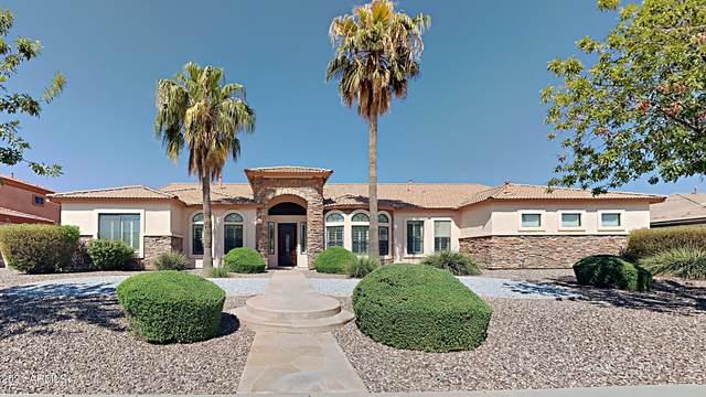 2678 E San Carlos Place, Chandler, AZ 85249 (MLS #6299558) :: Service First Realty