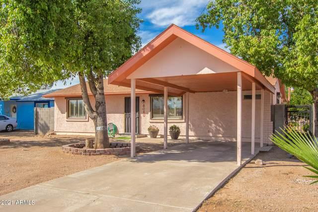 8040 E 4TH Avenue, Mesa, AZ 85208 (MLS #6299563) :: Service First Realty