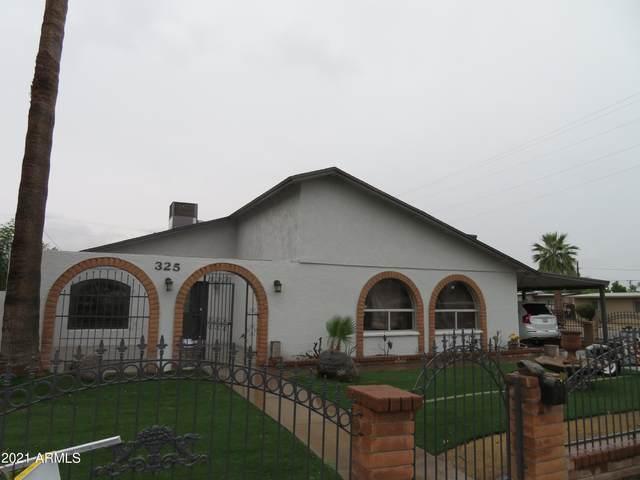 325 W Saint Catherine Avenue, Phoenix, AZ 85041 (MLS #6299582) :: Elite Home Advisors