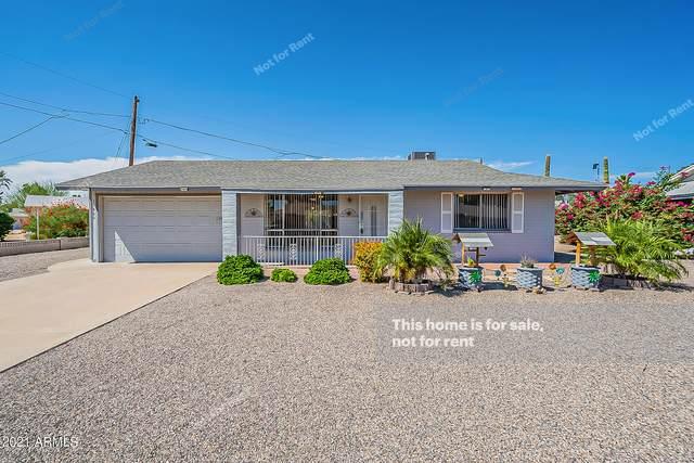 11860 N Cherry Hills Drive, Sun City, AZ 85351 (MLS #6299589) :: Service First Realty