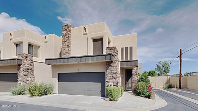 2241 E Pinchot Avenue D9, Phoenix, AZ 85016 (MLS #6299594) :: Elite Home Advisors