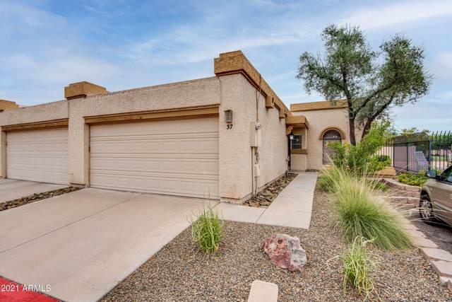 1850 S Westwood #37, Mesa, AZ 85210 (MLS #6299596) :: Elite Home Advisors