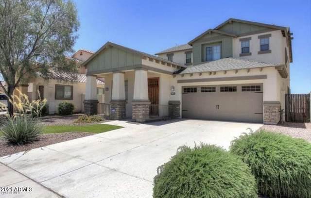 214 N 110th Drive, Avondale, AZ 85323 (MLS #6299645) :: The Daniel Montez Real Estate Group