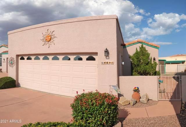 4651 Desert Springs Trail, Sierra Vista, AZ 85635 (MLS #6299659) :: Conway Real Estate
