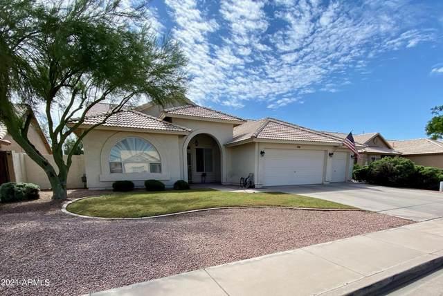 4085 W Laredo Street, Chandler, AZ 85226 (MLS #6299662) :: Elite Home Advisors