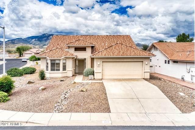 2810 Stonehenge Drive, Sierra Vista, AZ 85650 (#6299677) :: AZ Power Team