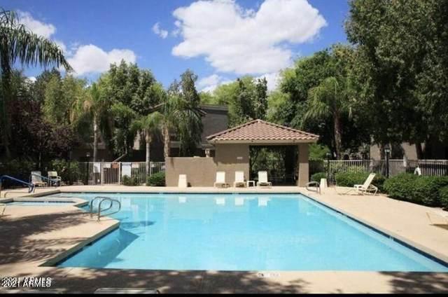 15050 N Thompson Peak Parkway #1019, Scottsdale, AZ 85260 (MLS #6299684) :: Yost Realty Group at RE/MAX Casa Grande