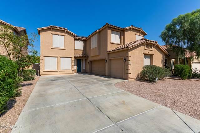43346 W Lindgren Drive, Maricopa, AZ 85138 (MLS #6299711) :: Elite Home Advisors