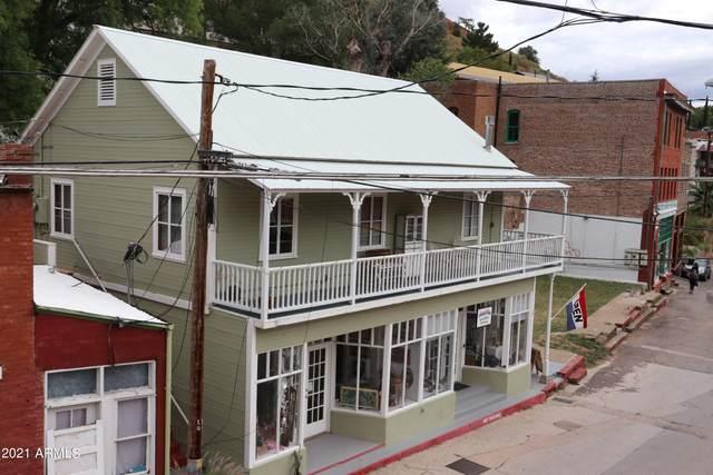 63 Brewery Avenue, Bisbee, AZ 85603 (#6299716) :: AZ Power Team