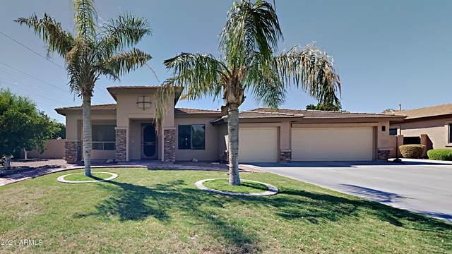 602 N Roanoke Circle, Mesa, AZ 85205 (MLS #6299735) :: Elite Home Advisors