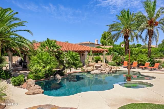 6208 E Maverick Road, Paradise Valley, AZ 85253 (MLS #6299749) :: Elite Home Advisors