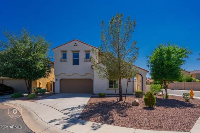 4709 W Sweet Iron Pass, Phoenix, AZ 85083 (MLS #6299793) :: Elite Home Advisors