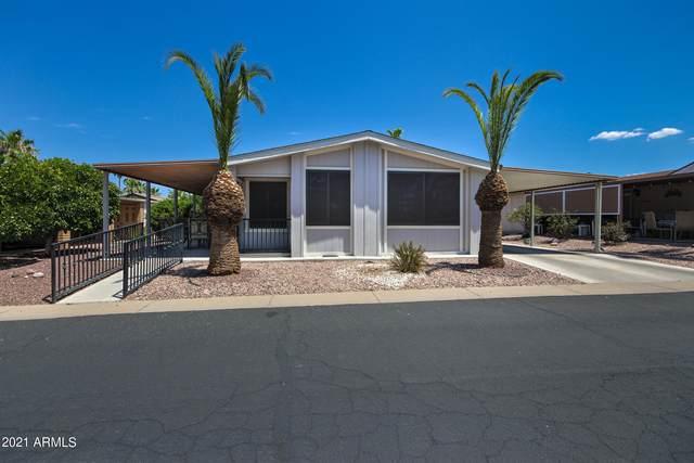 6209 E Mckellips Road #412, Mesa, AZ 85215 (#6299797) :: AZ Power Team
