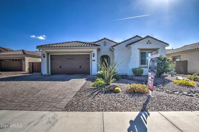 10713 E Evergreen Street, Mesa, AZ 85207 (MLS #6299804) :: Maison DeBlanc Real Estate