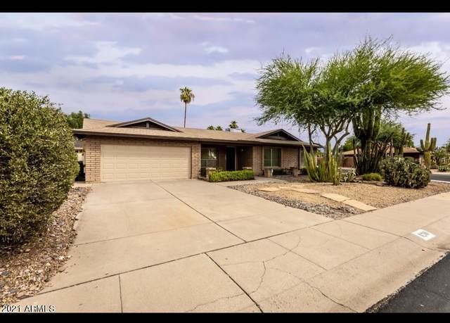 6260 E Winchcomb Drive, Scottsdale, AZ 85254 (MLS #6299812) :: Elite Home Advisors