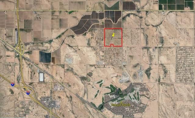 0 S Toltec Buttes Road, Casa Grande, AZ 85194 (MLS #6299861) :: Klaus Team Real Estate Solutions