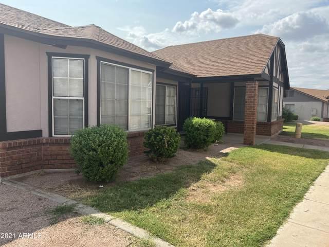1055 N Recker Road #1245, Mesa, AZ 85205 (MLS #6299869) :: Elite Home Advisors