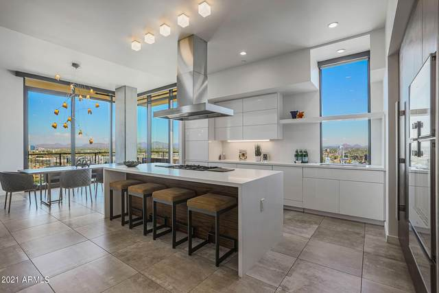 200 W Portland Street #1411, Phoenix, AZ 85003 (MLS #6299882) :: Elite Home Advisors