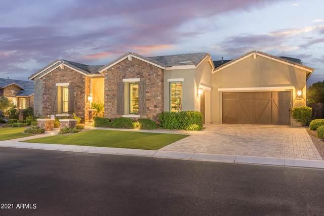2539 E Haymore Street, Gilbert, AZ 85298 (MLS #6299913) :: Nate Martinez Team