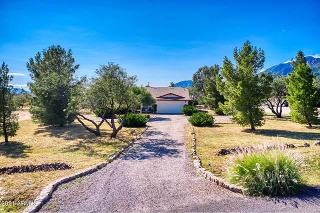 3616 E Ojibwa Street, Sierra Vista, AZ 85650 (MLS #6299963) :: Elite Home Advisors