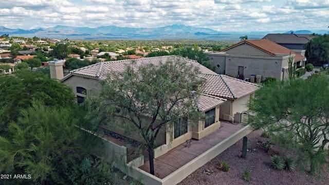 15714 E Tepee Drive, Fountain Hills, AZ 85268 (MLS #6299983) :: TIBBS Realty
