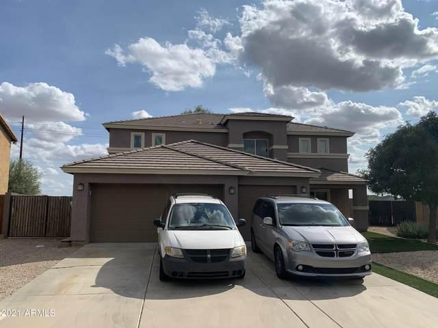 4321 E Silverbell Road, San Tan Valley, AZ 85143 (MLS #6300013) :: Elite Home Advisors