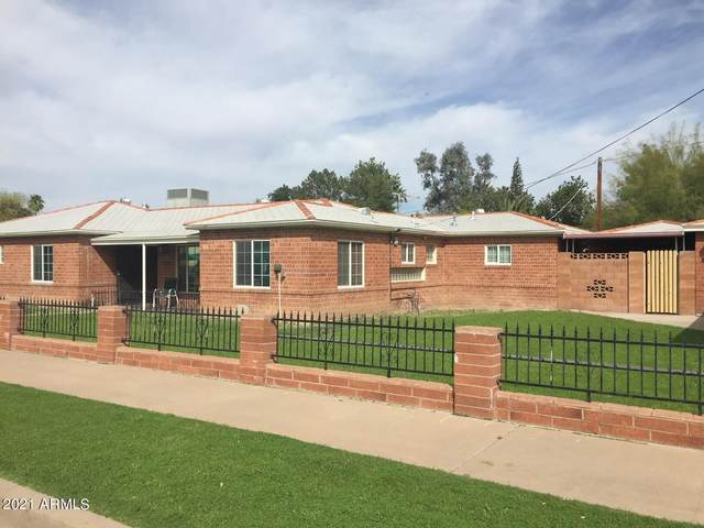 1330 E Monte Vista Road, Phoenix, AZ 85006 (MLS #6300060) :: Klaus Team Real Estate Solutions