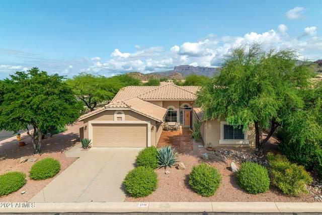 8786 E Saguaro Blossom Road, Gold Canyon, AZ 85118 (MLS #6300081) :: Elite Home Advisors