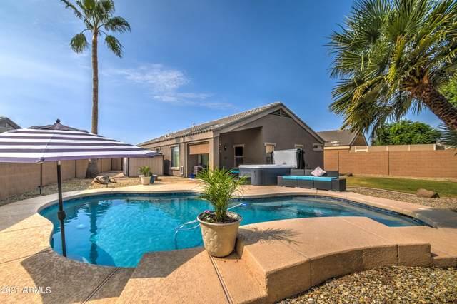 1108 E Maddison Street, San Tan Valley, AZ 85140 (MLS #6300085) :: Yost Realty Group at RE/MAX Casa Grande