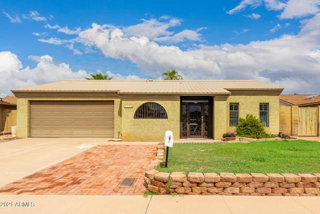 5138 W Ironwood Drive, Glendale, AZ 85302 (MLS #6300100) :: Yost Realty Group at RE/MAX Casa Grande