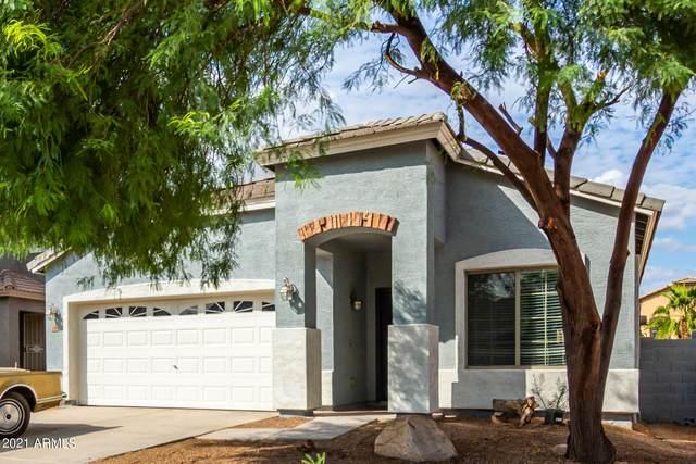 1210 W Vineyard Plains Drive, San Tan Valley, AZ 85143 (MLS #6300113) :: Klaus Team Real Estate Solutions