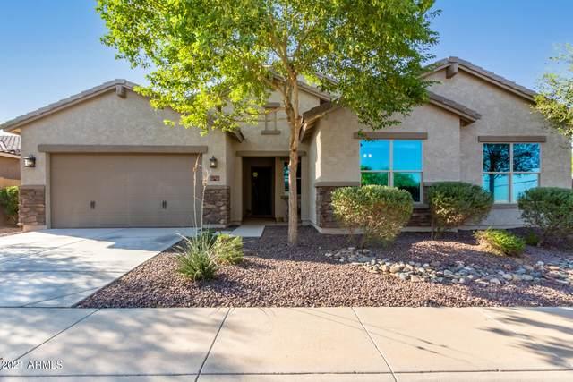 10631 W Jones Avenue, Tolleson, AZ 85353 (MLS #6300115) :: Elite Home Advisors