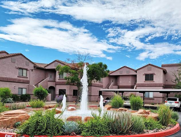 9555 E Raintree Drive #1025, Scottsdale, AZ 85260 (MLS #6300124) :: The Property Partners at eXp Realty