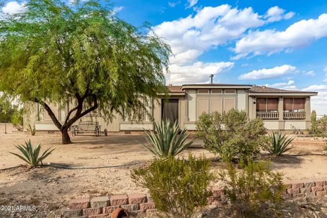 52994 W Peters And Nall Road, Maricopa, AZ 85139 (MLS #6300157) :: Dijkstra & Co.
