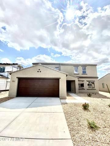 811 W Mid Way Street, Coolidge, AZ 85128 (MLS #6300169) :: Elite Home Advisors