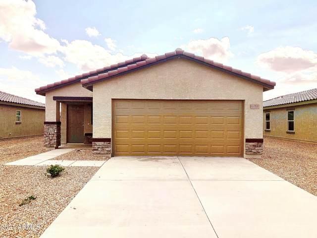 1031 W Palo Verde Avenue, Coolidge, AZ 85128 (MLS #6300183) :: Elite Home Advisors