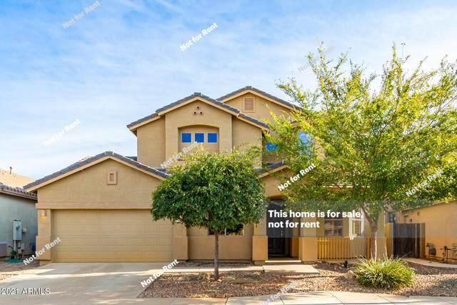 4521 W Moss Springs Road, Anthem, AZ 85086 (MLS #6300226) :: The Daniel Montez Real Estate Group