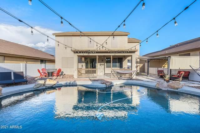 33034 N Pebble Creek Drive, San Tan Valley, AZ 85143 (MLS #6300234) :: Yost Realty Group at RE/MAX Casa Grande