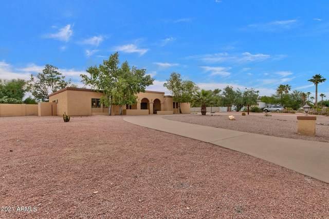 11802 N 86TH Street, Scottsdale, AZ 85260 (MLS #6300236) :: Elite Home Advisors